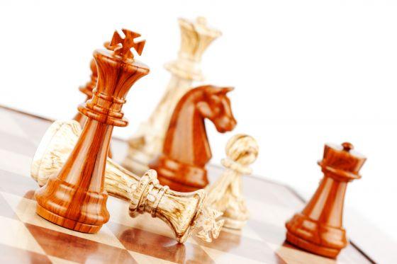 Strategien på spil